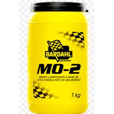 BARDAHL MO-2 NLGI 2 LITIO E BISSULFETO DE MOLIBDENIO