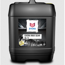 EVORA MAX GEAR GL-5 SAE 80W