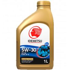 IDEMITSU ECO SAE 5W30 SN ILSAC GF-5 SINTÉTICO