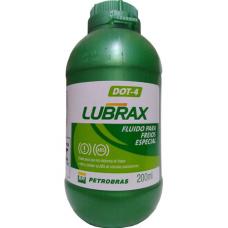 LUBRAX FLUIDO DE FREIO DOT 4