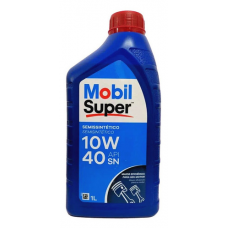 MOBIL SUPER 2000 X3 SAE 10W40 SN FLEX SEMISSINTÉTICO