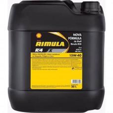 SHELL RIMULA RT4 SAE 15W40 CI-4