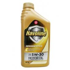 TEXACO HAVOLINE SEMISSINTÉTICO SAE 5W30 SN