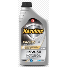 TEXACO HAVOLINE  PRO DS M FULL SAE 5W-30 SN/C2/C3 SINTETICO