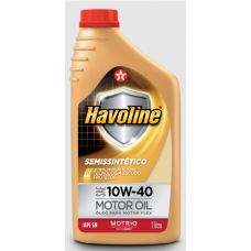 TEXACO HAVOLINE SEMISSINTÉTICO SAE 10W40 SN