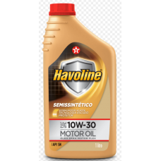 TEXACO HAVOLINE SEMISSINTÉTICO SAE 10W30 SN