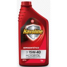 TEXACO HAVOLINE SEMISSINTETICO SAE 15W40 SL