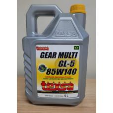 TEXSA GEAR MULTI GL-5 SAE 85W140